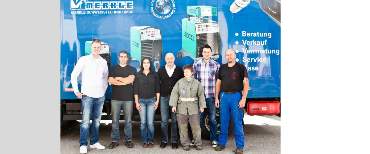 Team Merkle Rosenheim