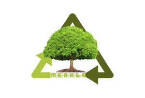 Bio Logo Weiss